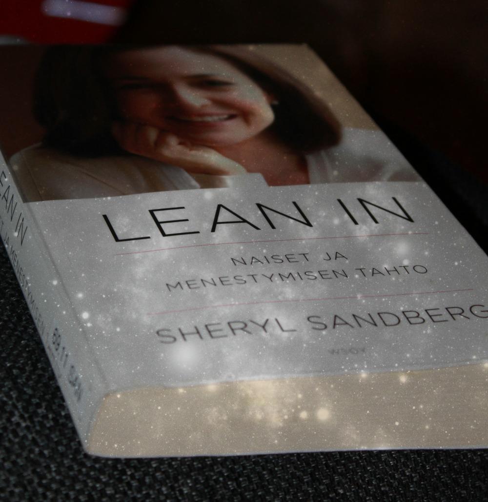 Lean In_hilettä