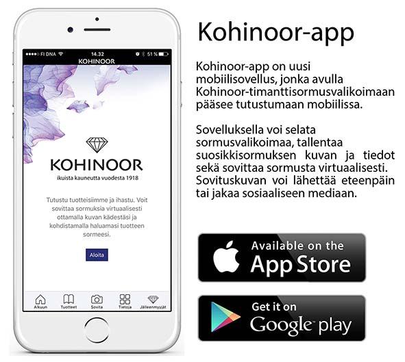 Kohinoorapp